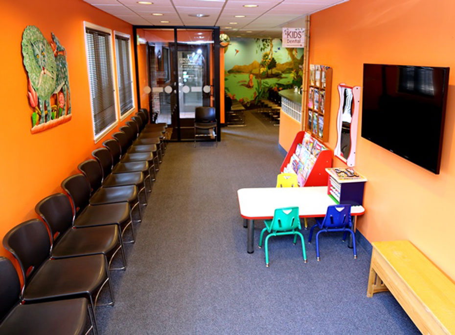 Waiting Area - Pediatric Dentist in Mount Airy, MD