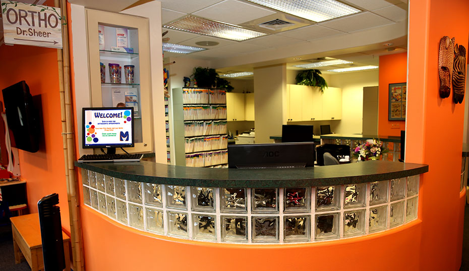 Front Desk - Pediatric Dentist in Mount Airy, MD