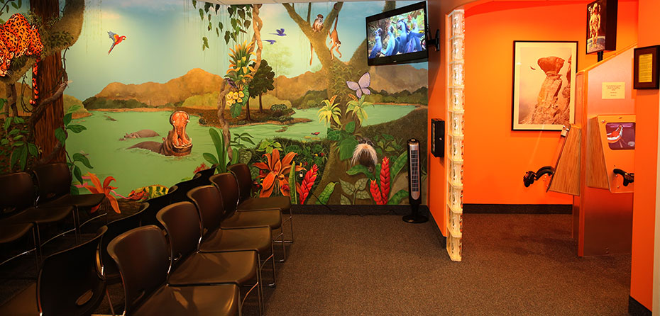 More Waiting Area - Pediatric Dentist in Mount Airy, MD